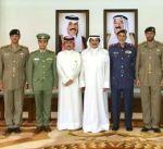 سفير الكويت بالبحرين يشيد بدور وزارة الدفاع في تعزيز كفاءات منسوبيها