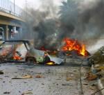 مصرع 3 أشخاص جراء انفجار سيارة مفخخة في بغداد