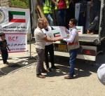 الكويت تواصل جهودها السخية لتخفيف معاناة اللاجئين والمحتاجين