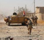 القوات العراقية تشرع باقتحام العياضية من ثلاثة محاور