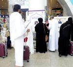 وسط أجواء إيمانية 4 آلاف حاج يتوجهون عبر مطار الكويت إلى الأراضي المقدسة