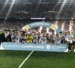 ريال مدريد يكرر فوزه على برشلونة ويتوج بكأس السوبر الإسباني للمرة العاشرة في تاريخه