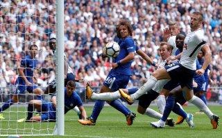 تشيلسي يقهر عناد توتنهام ويحقق الفوز الأول له في الدوري الإنجليزي