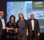 فوز مشروع مركز عبدالله السالم الثقافي بجائزة عالمية