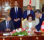 تونس والاتحاد الأوروبي يوقعان اتفاقيتي تعاون وتمويل بنحو 112 مليون دولار