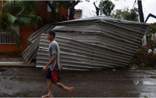 """بورتوريكو: الإعصار """"ماريا"""" يجتاح البلاد برياح قاتلة ويهددها بفيضانات كارثية"""