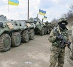 رداً على روسيا.. مناورات عسكرية ضخمة في أوكرانيا