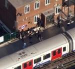 القبض على مشتبه به في الهجوم على محطة مترو في لندن