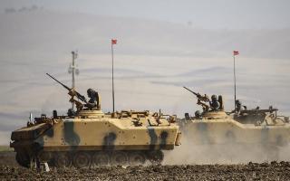 تركيا ترفع مستوى مناوراتها العسكرية قرب الحدود العراقية