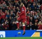 ليفربول يفرط في فوز ثمين على أرضه أمام إشبيلية بدوري الأبطال