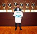 كارفاخال يمدد تعاقده مع ريال مدريد حتى 2022