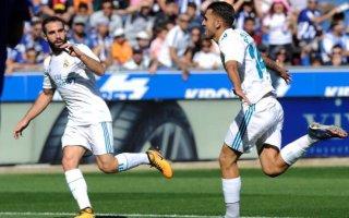 ريال مدريد يعود لسكة الانتصارات من بوابة ألافيس في الدوري الإسباني
