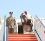 سمو رئيس مجلس الوزراء يتوجه إلى تركيا في زيارة رسمية