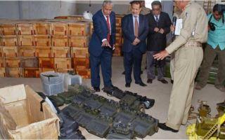 اليمن: ضبط سفينة إيرانية على متنها 19 بحارًا قبالة سواحل أرخبيل سقطرى
