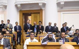 الاتحاد البرلماني الدولي يدين الانتهاكات الجسيمة بحق الروهينغيا
