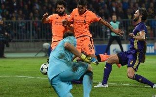 صلاح يقود ليفربول لاكتساح ماريبور بسباعية في دوري الأبطال