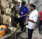 البلدية: مصادرة 3  أطنان مواد غذائية غير صالحة للإستهلاك الآدمي