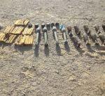 """مصر: ضبط مخزن أسلحة وذخائر ثقيلة لعناصر """"تكفيرية"""" وسط سيناء"""