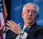 تيلرسون: يُمكن خفض ميزانية وزارة الخارجية بعد انتهاء الحروب