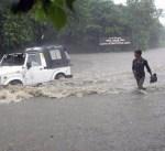 الهند: مصرع 7 وإجلاء المئات بسبب الأمطار الكثيفة