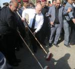 العراق يدعو الى عقد لقاء عاجل لقادة المنطقة لتلافي تصعيد جديد