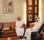 مرضي العنزي يشيد بالاهتمام الكبير بمؤسسات التعليم العالي في سلطنة عمان