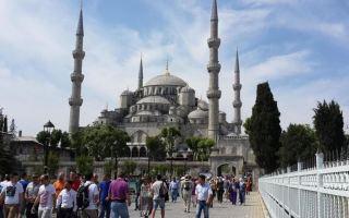9 ملايين سائح أجنبي زار اسطنبول في عشرة أشهر