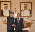 وزير خارجية اليابان: ضرورة تعزيز الشراكة مع الكويت في مختلف المجالات