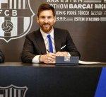 700 مليون يورو شرط جزائي في عقد ميسي الجديد مع برشلونة