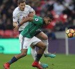 توتنهام يسقط بفخ التعادل أمام وست بروميتش في الدوري الإنجليزي