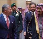 قمة سعودية أردنية في الرياض بشأن القدس