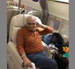 الفريق أحمد شفيق يغادر الإمارات عائدا إلى القاهرة