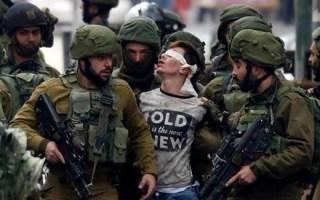 430 معتقلاً فلسطينياً في الضفة والقدس منذ إعلان ترامب