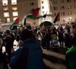 ألمانيا: مئات يحتجون أمام السفارة الأمريكية في برلين