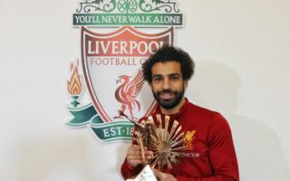 محمد صلاح يفوز بجائزة «BBC» لأفضل لاعب في أفريقيا 2017
