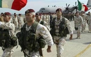 إيطاليا تخفض قواتها في العراق