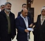 إطلاق مشروع لترميم 380 منزلا فلسطينيا بقيمة اربعة ملايين دولار بتمويل كويتي