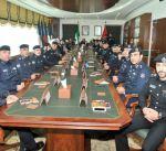 أنس الصالح : فخورون بجهود وتضحيات رجال الإطفاء