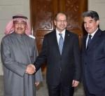 رئيس البرلمان العراقي:الكويت مشهود لها احتواؤها مبادرات رأب الصدع في المنطقة