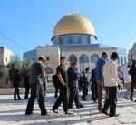 الأوقاف الفلسطينية: وضع القدس الحالي الأكثر خطورة منذ احتلالها