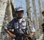 إصابة 5 بكمين نصبه متمردو الروهينجا لمركبة عسكرية في ميانمار