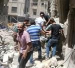 سوريا: مقتل 21 مدنياً بينهم 8 أطفال في غارات على إدلب