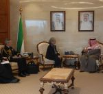 رئيس جهاز الأمن الوطني يبحث مع السفيرة الفرنسية أوجه التعاون المشترك