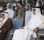 وزير الدفاع يشهد حفل تخريج ضباط كويتيين من قطر