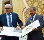 المغرب يكرم البابطين تقديرا لجهوده في إثراء الثقافة المغربية والعربية