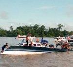 ثمانية غرقى و13 مفقودا بعد انقلاب #زورق في #إندونيسيا