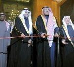 وزير الخارجية يفتتح المركز الإعلامي الخاص بمؤتمر الكويت الدولي لإعادة إعمار العراق