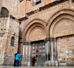 اسرائيل تعلق إجراءات ضريبية بعد إغلاق كنيسة القيامة