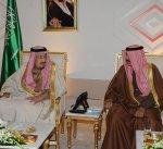 ممثل سمو الأمير يحضر فعاليات الحفل الختامي لمهرجان الملك عبدالعزيز للابل
