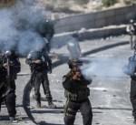 إصابة 22 فلسطينيا في مواجهات على حدود غزة